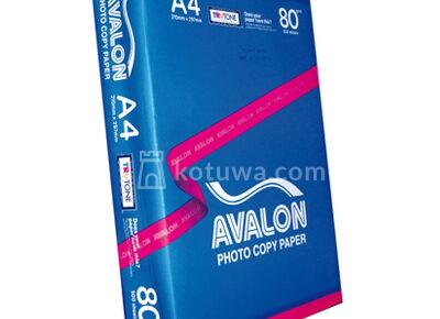 AvalonA4PhotocopyPaper80gsmReam500pages1610272161